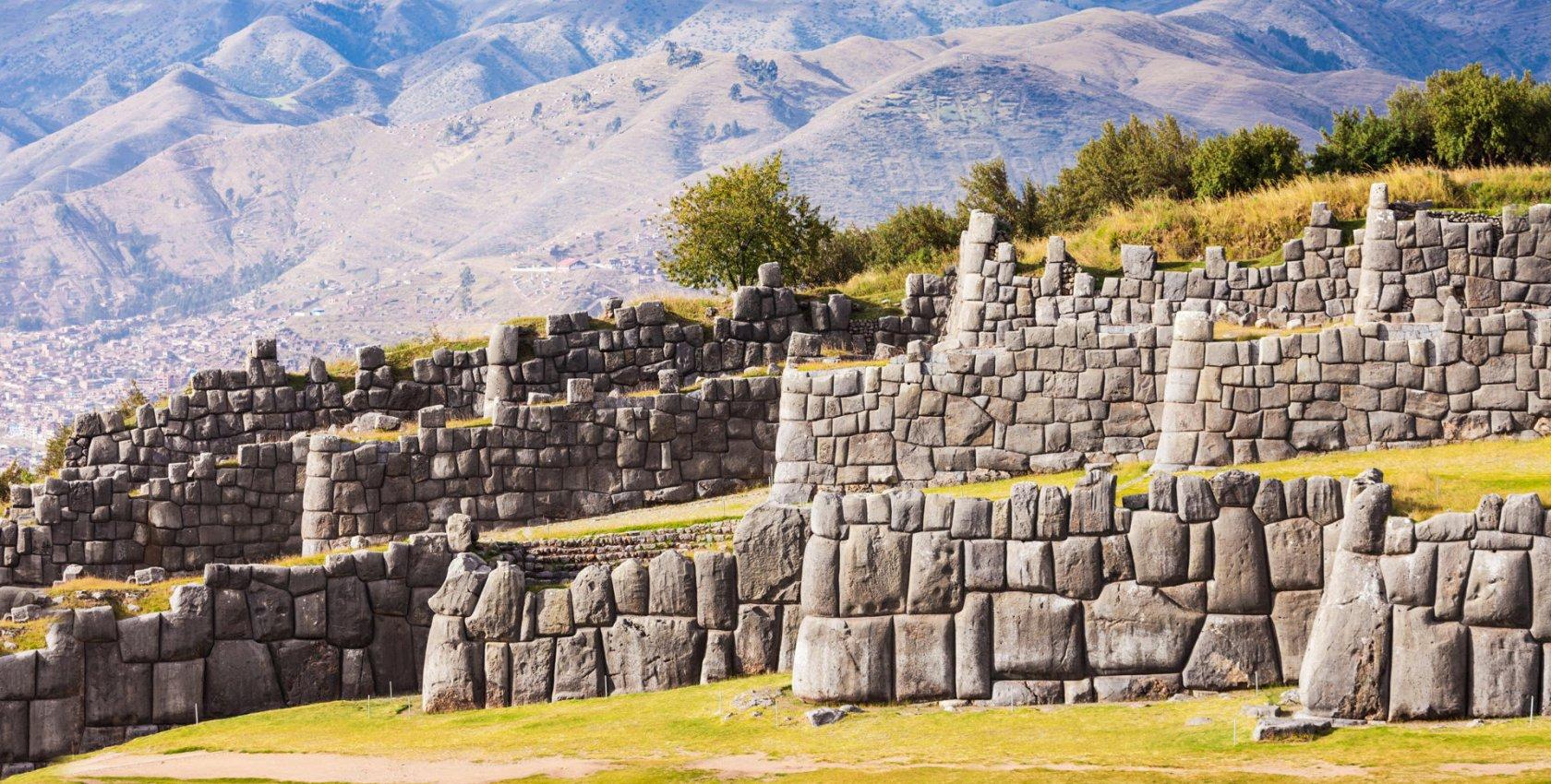 Sacsayhuamán viajes a machu picchu